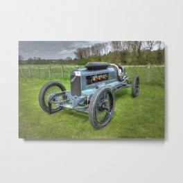 Mitchell D-40 Racer Metal Print