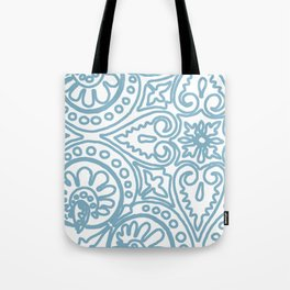 Dulce Wedgwood Blue Tote Bag
