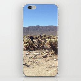 Death Valley 1 iPhone Skin