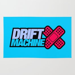 Drift Machine v4 HQvector Rug