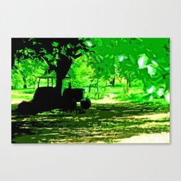 Serenity - France Canvas Print