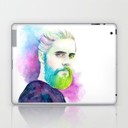 Monolith | Colourful Jared Leto Laptop & iPad Skin