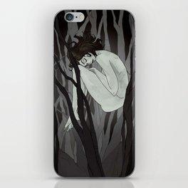 The Wych Elm iPhone Skin