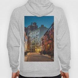 Twilight Hour - West Village, New York City Hoody