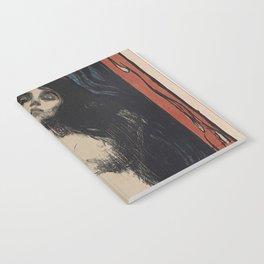 MADONNA - EDVARD MUNCH Notebook