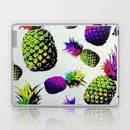 colorful pineapple pattren Laptop & iPad Skin
