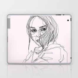 Lily-Rose Depp Laptop & iPad Skin