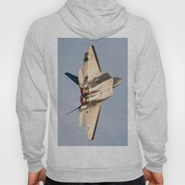 Aviation F-22 Raptor Air Show USAF Hoody