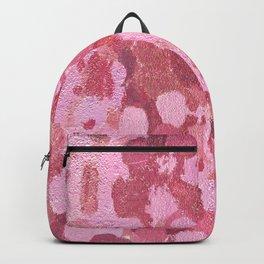 Graffiti spots in Luscious Pink Backpack