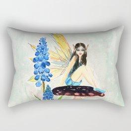 My childhood fantasy. colored Rectangular Pillow