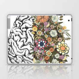 Anatomy Brain Laptop & iPad Skin