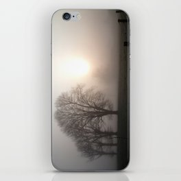 In the morning iPhone Skin