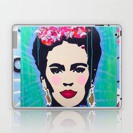 Frida Kahlo by Paola Gonzalez Laptop & iPad Skin