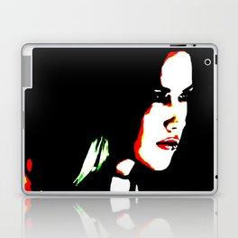 Alissa White-Gluz (2) Laptop & iPad Skin