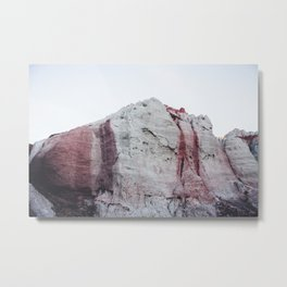 Paint Mines, CO Metal Print