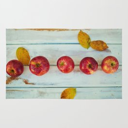 Apples (Color) Rug