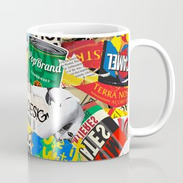 Pop Brand Coffee Mug