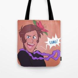 VLD - LUAU! Tote Bag
