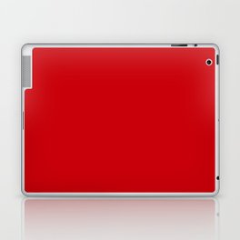 Valiant Bright Red Poppy 2018 Fall Winter Color Trends Laptop & iPad Skin