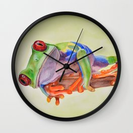 Rana Tropicana Wall Clock