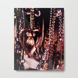 Shiny Things Metal Print