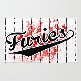 Baseball Furies - The Warriors Rug
