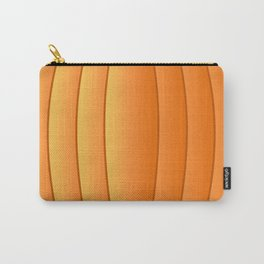 Bland Pumpkin Carry-All Pouch