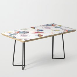 Stitches: Bugs Coffee Table