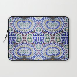 Marrocan Mozaic Laptop Sleeve