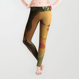 Frida / Stay Wild Collection Leggings