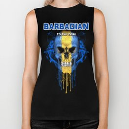 To The Core Collection: Barbados Biker Tank