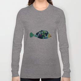 Geishas at sea Long Sleeve T-shirt