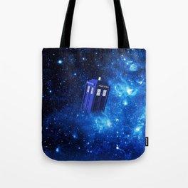 TARDIS SPACE OF TIME Tote Bag