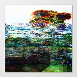 Ode of the Okapi Canvas Print