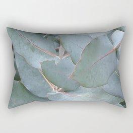 Euc leaves Rectangular Pillow