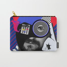 Solomun By Sebas Rivas Carry-All Pouch