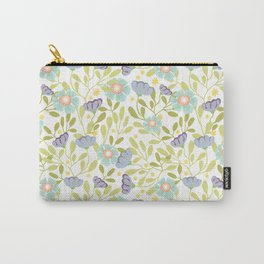 Sage and Poppy Carry-All Pouch