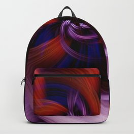 Twirling Backpack