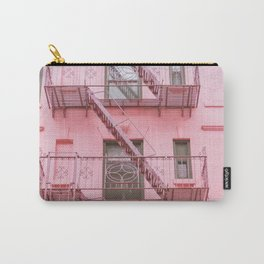 Pink Soho NYC Carry-All Pouch