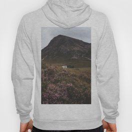 The moorland house - Landscape and Nature Photography Hoody