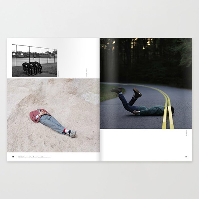 Society6 Art Quarterly No.1.2 Editions