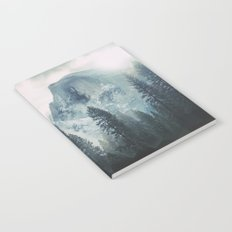 Cross Mountains Notebook