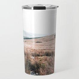 Landscape in Wales Travel Mug
