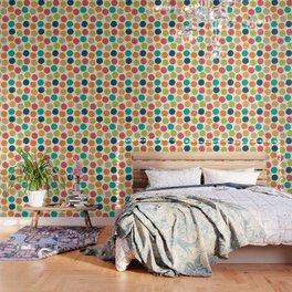 RETRO DOTS Wallpaper