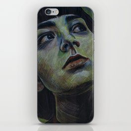 Irina iPhone Skin