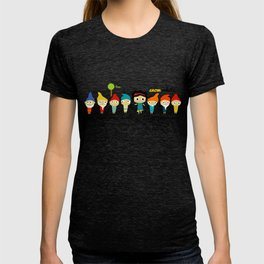 Snow White and the 7 dwarfs T-shirt