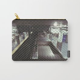 above the 2nd st el Carry-All Pouch