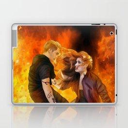 Clace heavenly fire Laptop & iPad Skin