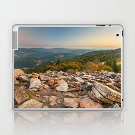 Spruce Knob Mountain Sunset Laptop & iPad Skin