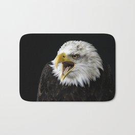 The Bald Eagle Bath Mat